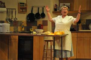 Shirley Valentine at the Royal Court Theatre, Liverpool