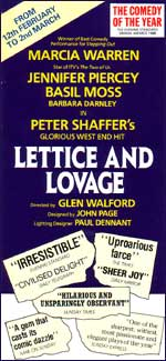 Lettice and lovage flyer